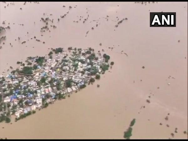 A visual from Karnataka floods (File photo)