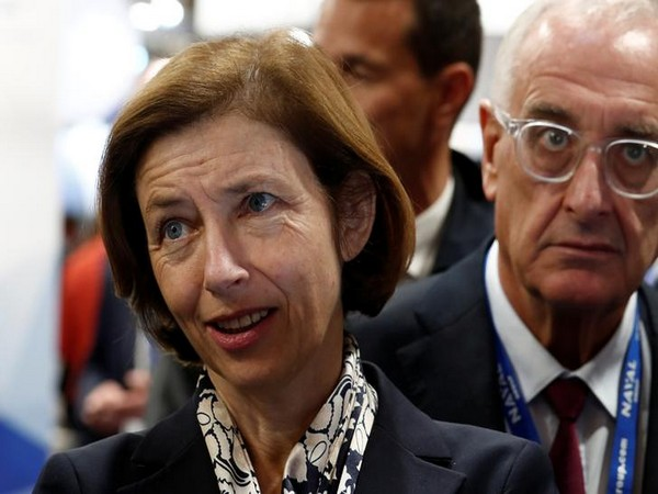 French Minister of the Armed Forces, Florence Parly (File Photo)
