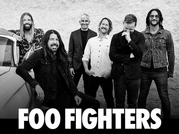 Foo Fighters band (Image source: Instagram)