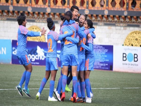 Indian football team (Credit : India Football Team's Twitter)