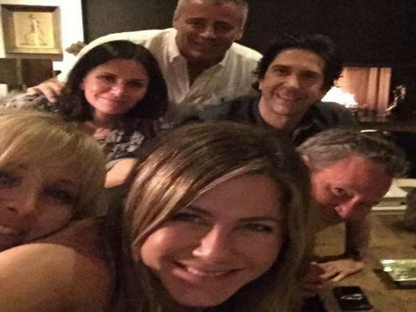 The actor doesn't feel the need for a 'Friends' reboot to catch up with his former fellow actors (Picture courtesy: Instagram)