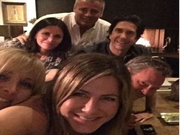 Friends cast (Image Source: Instagram)