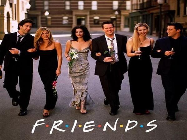 Friends star cast (Image Courtesy: Instagram)