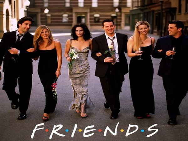 Poster of 'Friends', Image courtesy: Instagram