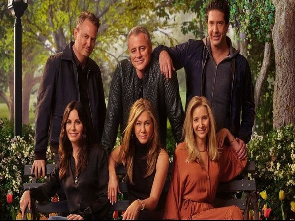 The cast of 'Friends' (Image Source: Instagram)