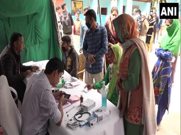 Free medical camp organised by CRPF in J-K's Udhampur