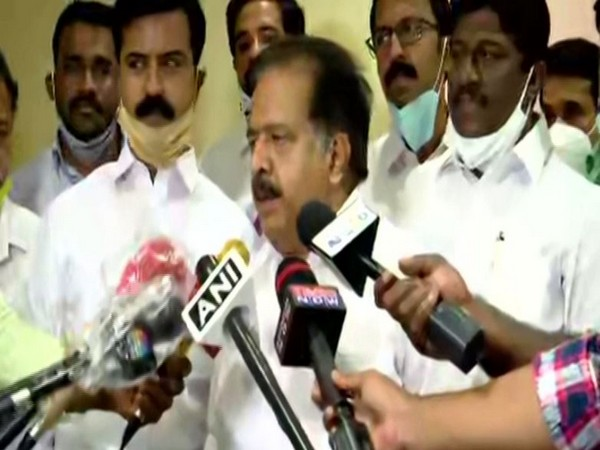 Congress leader and Leader of Opposition in Kerala Assembly Ramesh Chennithala