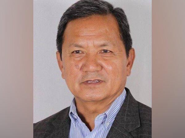 Chief Minister of Nepal's Gandaki Province, Prithivi Subba Gurung