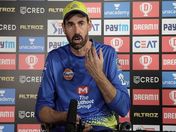 CSK head coach Stephen Fleming. (Image: BCCI/IPL)