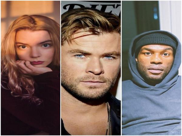 Anya Taylor-Joy, Chris Hemsworth, Yahya Abdul-Mateen (Image courtesy: Instagram)