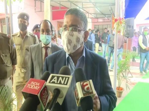 Odisha Additional Chief Secretary of Health Ministry Pradipta Mohapatra
