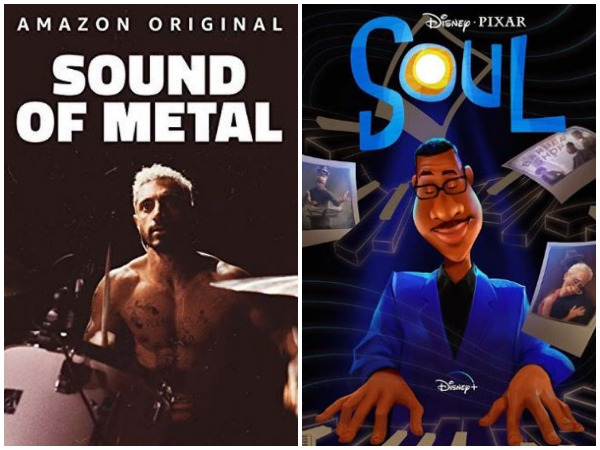 Sound of Metal and Soul poster (Image courtesy: Instagram)