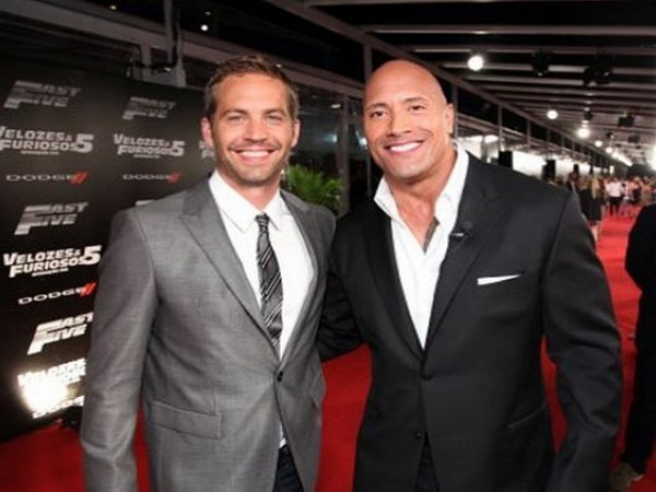 Late Paul Walker and Dwayne Johnson (Image Courtesy: Instagram)