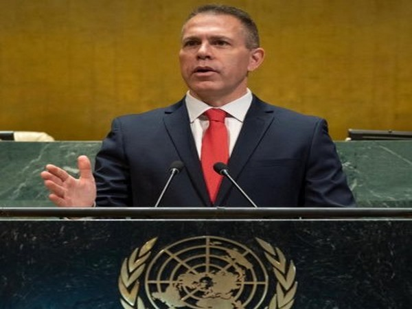 Israel's Ambassador to the United States and the United Nations