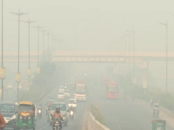Dense smog shrouded Delhi on November 7 morning