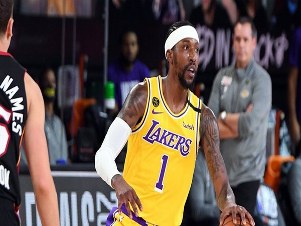 LA Lakers win 102-96 against Miami Heat. (Photo/ LA Lakers Twitter)