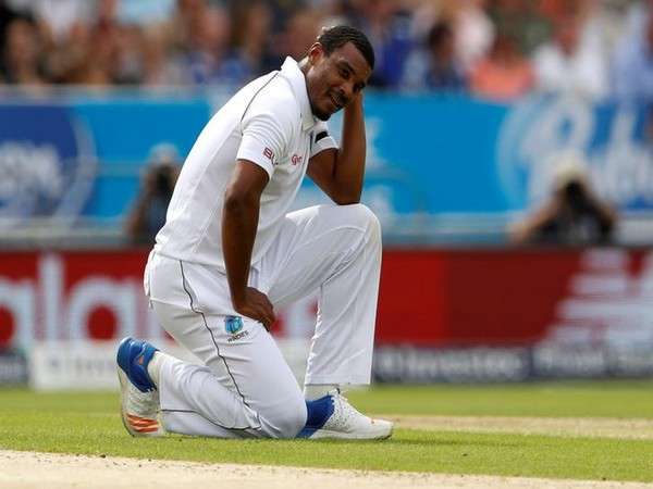 Windies pacer Shannon Gabriel. (file image)