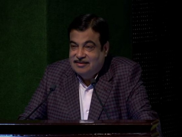 Union Minister Nitin Gadkari speaking at an event in New Delhi