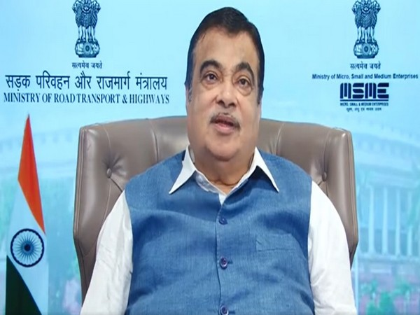 Union Minister Nitin Gadkari speaking at SWAVALAMBAN e-Summit 2020 through video conferencing on Sunday.