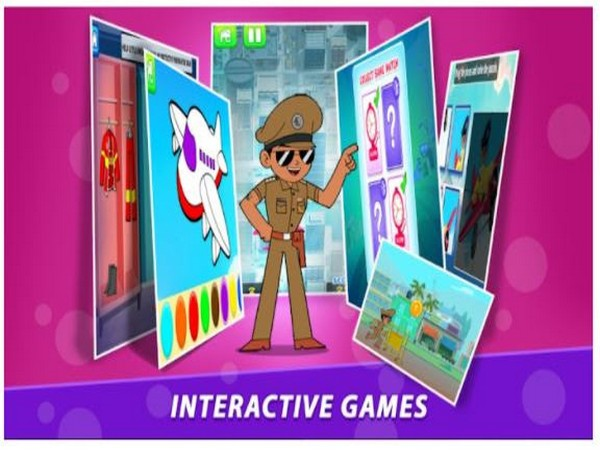 Little Singham: Kids Early Learning app