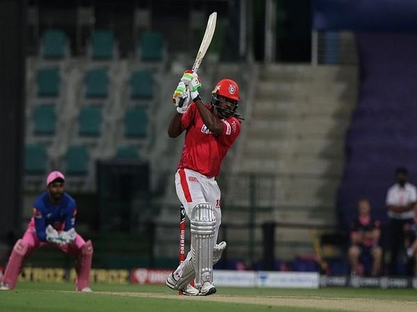 KXIP batsmen Chris Gayle  (Image: BCCI/IPL)