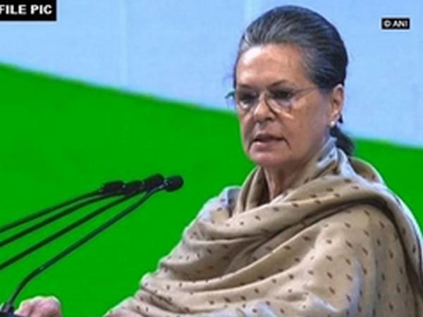 Congress interim president Sonia Gandhi (File photo)