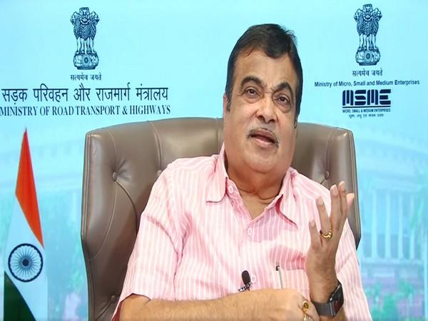 Union Minister Nitin Gadkari (File Photo/ANI)
