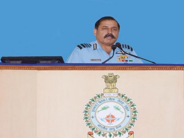 Air Chief Marshal RKS Bhadauria [Photo/ANI]