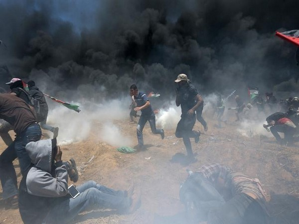 Al Jazeera's Harry Fawcett, reporting from Gaza-Israel border, also stated that Israeli officials issued similar warnings to residents on the Israeli side.