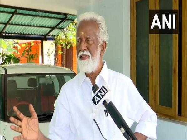 Bharatiya Janata Party (BJP) senior leader Kummanam Rajasekharan (file pic/ANI).