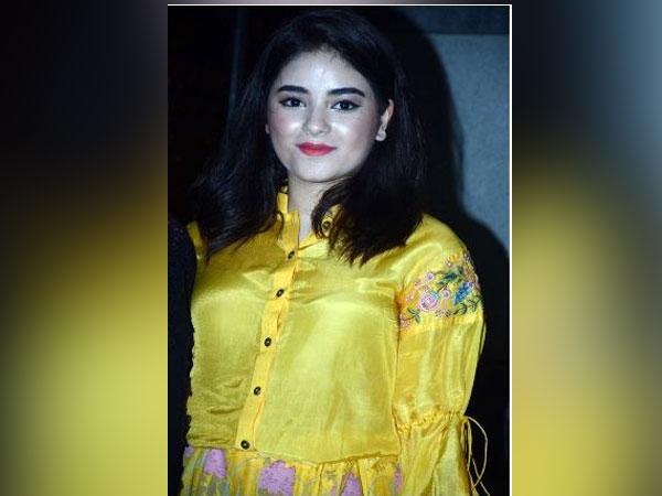 Zaira Wasim (Image courtesy: Instagram)