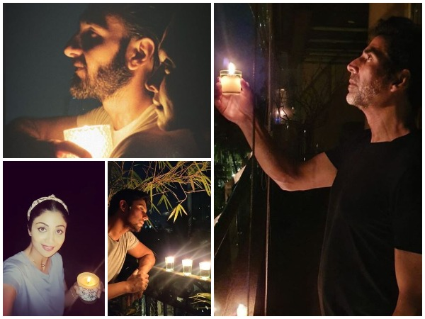 B-town celebs standing in solidarity with the frontline workers (Image courtesy: Instagram)
