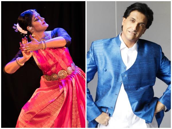 Geeta Chandran and Shiamak Davar