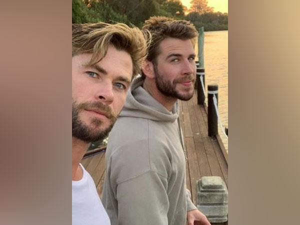 Liam Hemsworth and Chris Hemsworth, Image Courtesy: Instagram