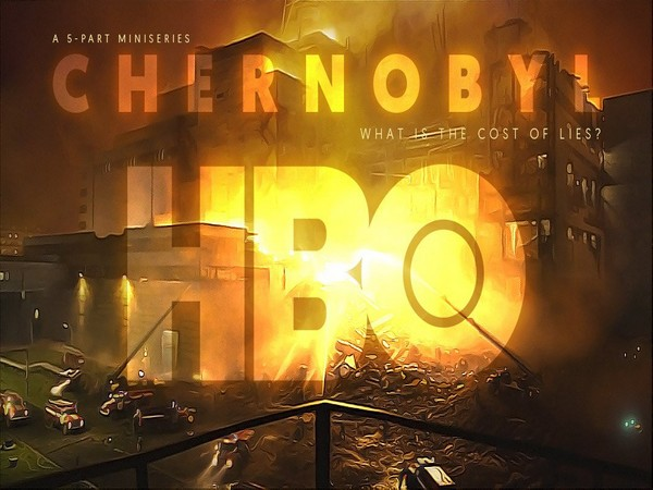 Poster of series 'Chernobyl'