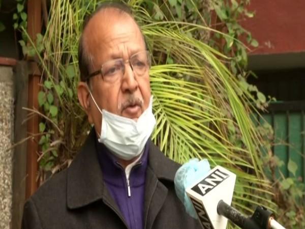 Bahujan Samaj Party national spokesperson Sudhindra Bhadoria (file pic)