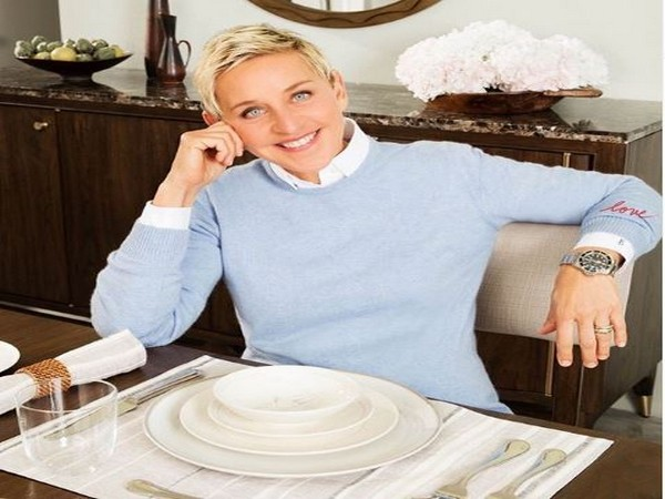Ellen DeGeneres (Image courtesy: Instagram)
