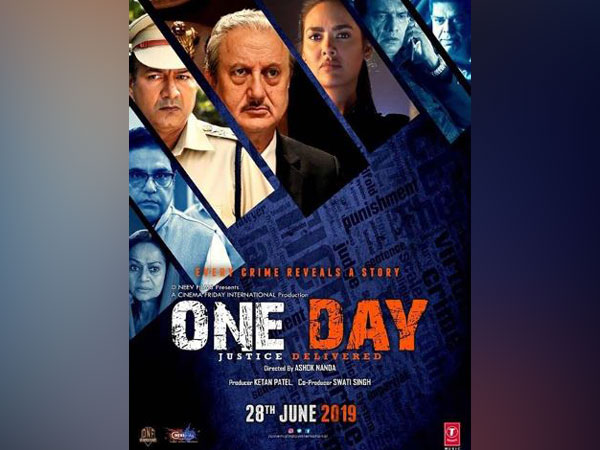 Poster of 'One Day', Image courtesy: Instagram