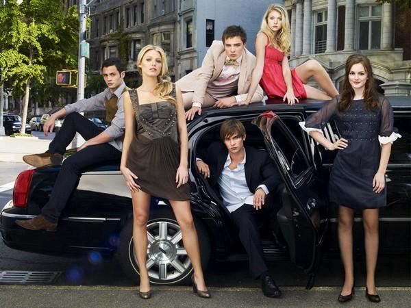 The star cast of 'Gossip Girl' (Image source: Instagram)