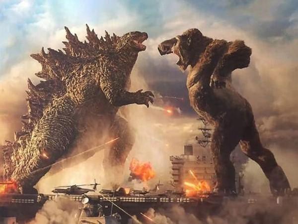 A still from the film 'Godzilla vs. Kong' (Image Source: Instagram)