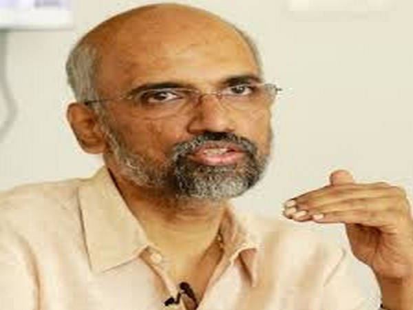 Veteran editor Sreekar Prasad (Image courtesy: Twitter)