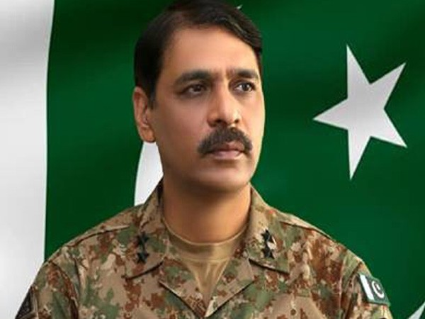 Pakistan Major General Asif Ghafoor