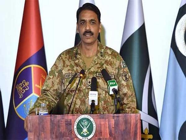 Pakistan Army spokesperson Asif Ghafoor