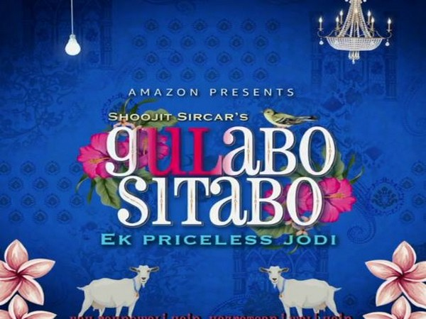 A still from the glimpse of Gulabo Sitabo (Image courtesy: Instagram)