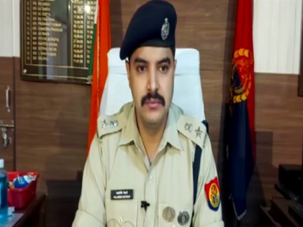 Ghaziabad SSP Kalanidhi Naithani (File photo)