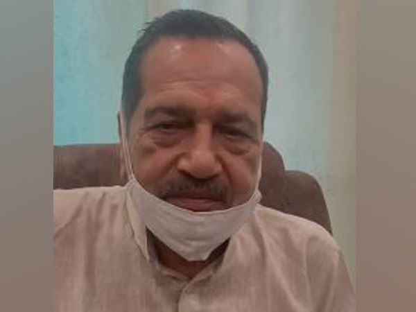 RSS ideologue Indresh Kumar (Photo/ANI)