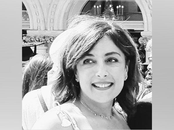 Najwa Najjar (Image courtesy: Twitter)