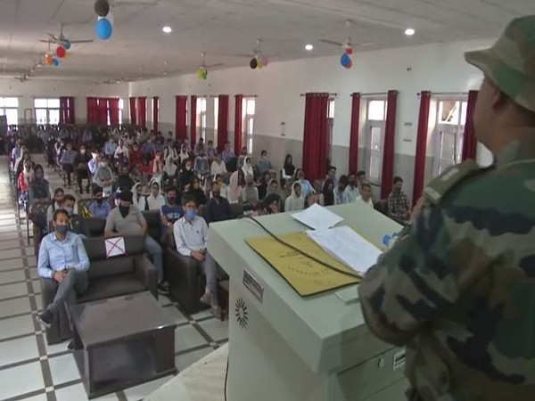 Army organised a counseling workshop at Government Degree College, Poonch
