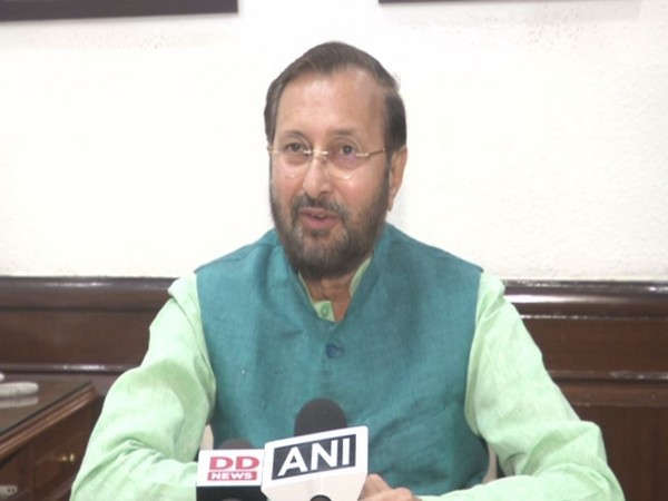 Union Information and Broadcasting Minister Prakash Javadekar