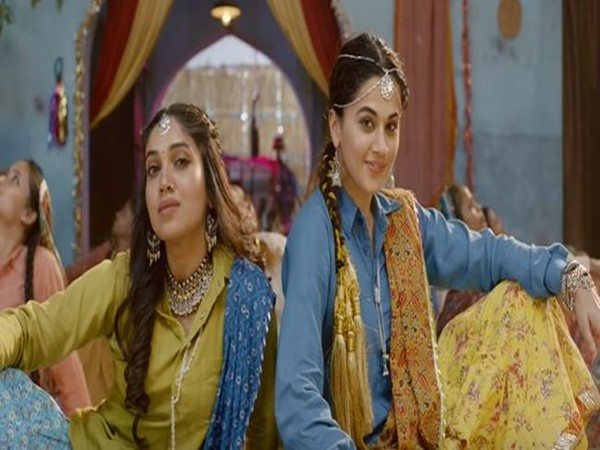 A still from the song (courtesy: YouTube)